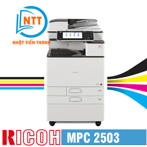 Máy Photocopy Ricoh MP C2503