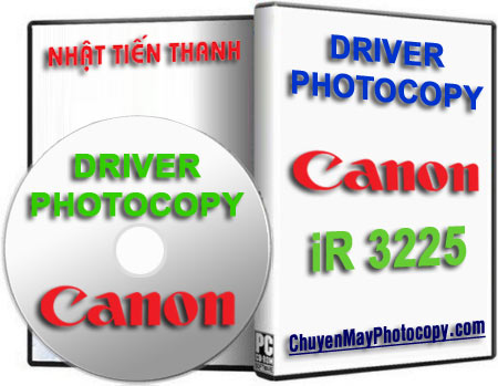Download Driver Photocopy Canon iR 3225