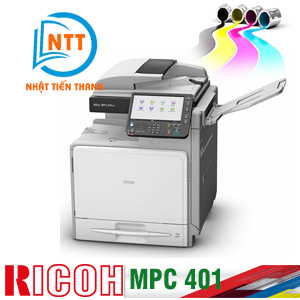 Máy Photocopy Ricoh Aficio MP C401
