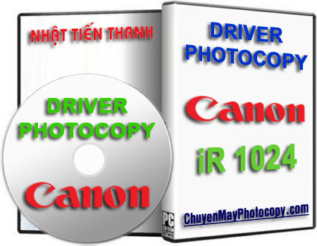 Download Driver Photocopy Canon iR 1024