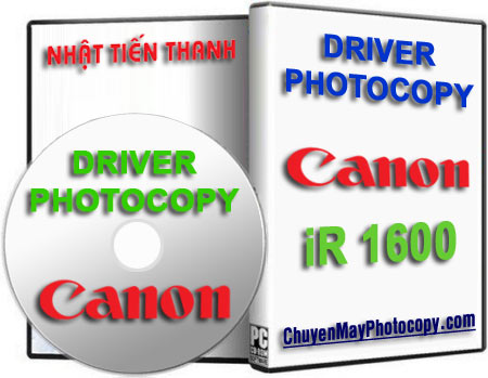 Download Driver Photocopy Canon iR 1600
