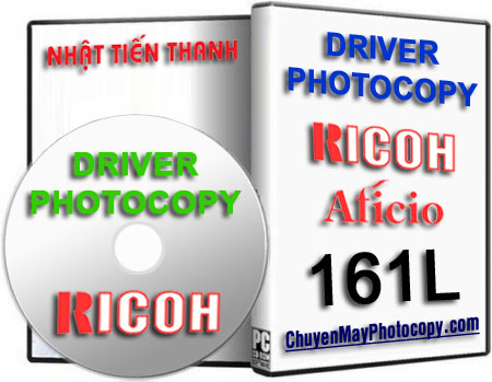 Download Driver Photocopy Ricoh Aficio MP 161 / 161L