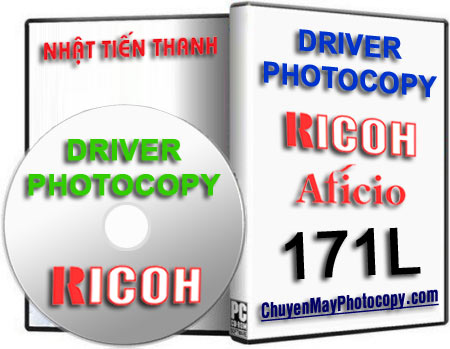 Download Driver Photocopy Ricoh Aficio MP 171L