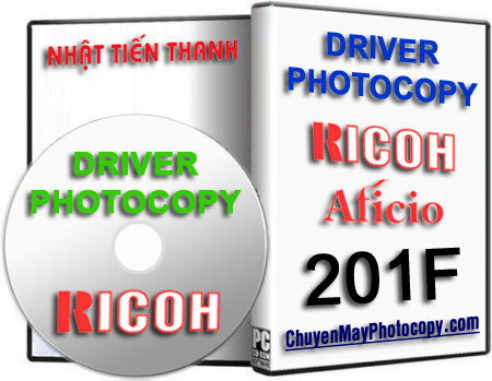 Download Driver Photocopy Ricoh Aficio MP 201F / 201 SPF