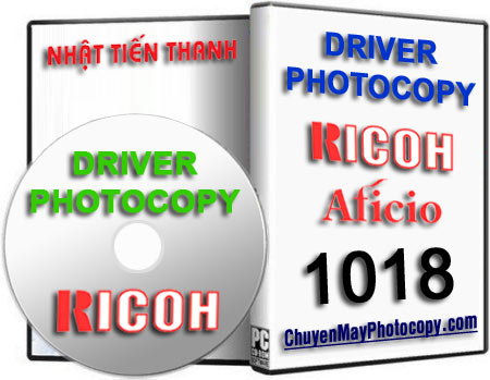 Download Driver Photocopy Ricoh Aficio 1018 / 1018D