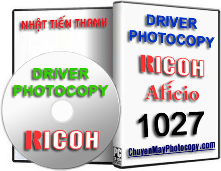 Download Driver Photocopy Ricoh Aficio 1027