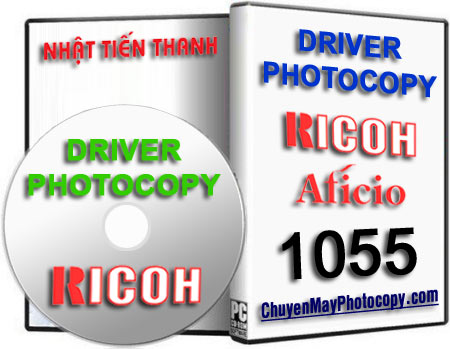 Download Driver Photocopy Ricoh Aficio 1055