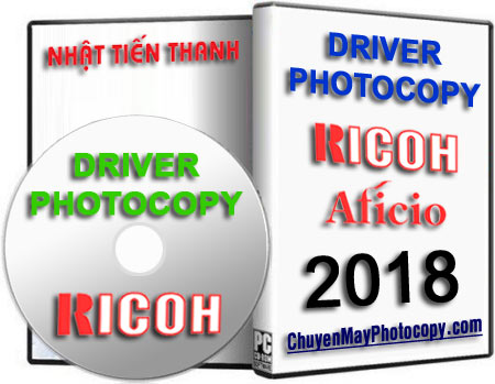 Download Driver Photocopy Ricoh Aficio 2018 / 2018D