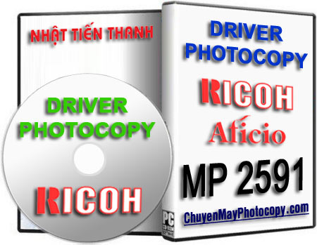 Download Driver Photocopy Ricoh Aficio MP 2591